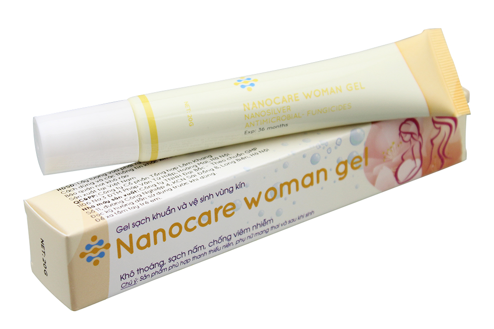 nanocare woman gel