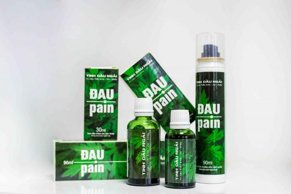 tinh dầu pain