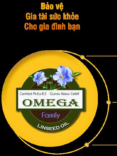 omega tươi