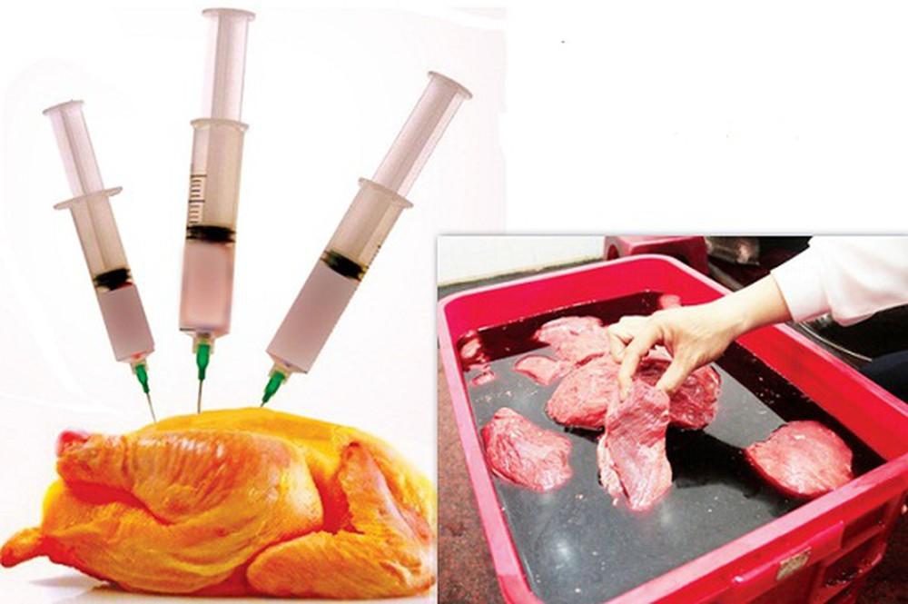 thực phẩm chứa chất bảo quản