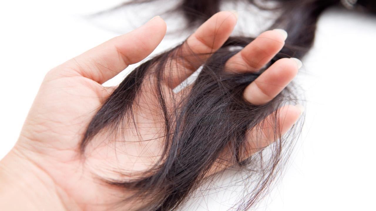tóc thưa và mỏng