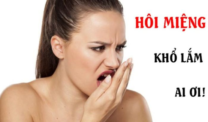 bệnh hôi miệng là gì