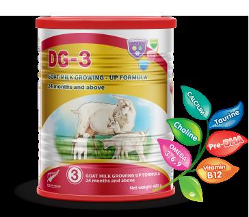 sữa dê công thức dg3