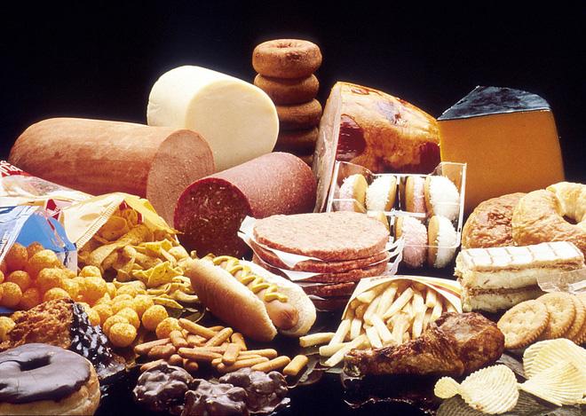 ăn nhiều chất béo