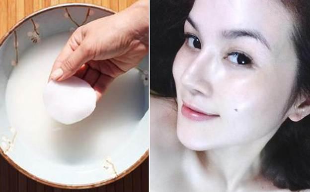 mặt nạ nước gạo