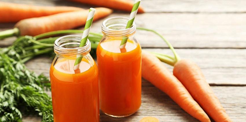 nước ép carot