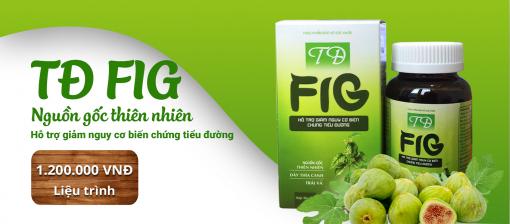 viên tiểu đường td fig